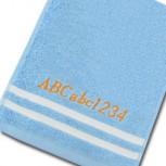 刺繍オリジナルタオル